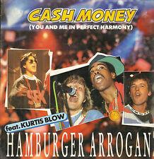 HAMBURGER ARROGANZ - Cash Money (Vyou And Moi Dans Perfect Harmony) - Mercure