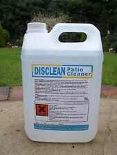 Disclean Patio Cleaner 2 x 5lts - DIS15