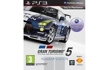 Gran Turismo 5-Academy Edition (Sony PlayStation 3, 2012)