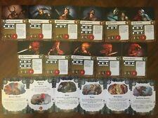 Warhammer Underworlds Promo Cards Beastgrave Wild Hunt Despoilers Fighter Cards