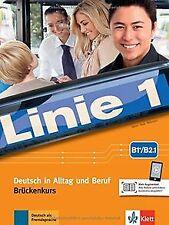 Linie 1 B1+/B2.1: Deutsch in Alltag und Beruf. Kurs... | Buch | Zustand sehr gut