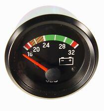 Volt Meter 24 Volt    SAV1400    Steyr Puch Pinzgauer