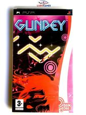 Gunpey PSP Playstation Nuevo Precintado Videojuego Retro Sealed New PAL/SPA