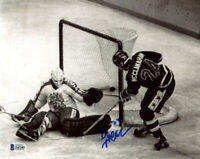 ROB MCCLANAHAN SIGNED AUTOGRAPHED 8x10 PHOTO 80 OLYMPIC GOLD HOCKEY BECKETT BAS