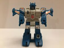 Transformers G1 lot Topspin 1984 Takara Taiwan Pull Back Tested and Works