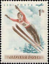 Scott # C162 - 1955 - ' Ski Jumper '