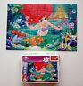 Disney Little Mermaid Ariel puzzle, 54 pieces, good condition