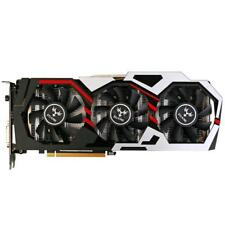 Colorful NVIDIA GTX iGame 1080 8GB GDDR5X Video Graphics Card with 3 Cooling Fan