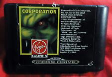 Corporation - Virgin Games - SEGA Mega Drive MD PAL