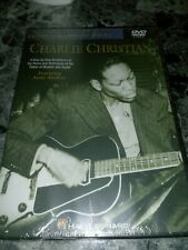 Guitar Signature Licks Charlie Christian Dvd - New & Sealed