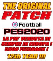 ORIGINAL PATCH PES 2020 PS4 - OPTION FILE - BESTSELLER - BUNDESLIGA - SERIE B V4