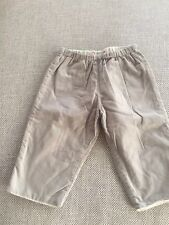 bonpoint double layers unisex pants, size 18 mo