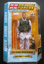 HM ARMED FORCES ARCTIC MISSION SKI PATROL INFANTRYMAN TERRAIN KIT NEW & SEALED