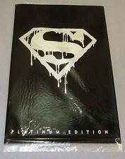 SUPERMAN #75 (Platinum Variant Retailer Edition Sealed) DC Comic 1992 Death of