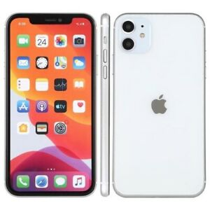 Apple iPhone 11 256gb A2111 White Smartphone for GSM (AT&T) BRAND NEW SEALED BOX