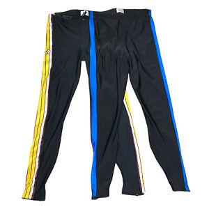 VTG PEARL iZUMi Cycling Pants Womens Technical Wear Made in USA Medium & 10