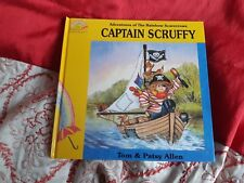 Captain Scruffy, Adventures of the Rainbow Scarecrows, Children's Book
