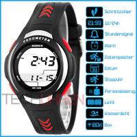 XONIX PQG/2 Herren Damen Unisex Sportlich Armbanduhr 100m BOX Top Qualität Pe...
