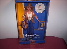 1999 Barbie Collectibles SYDNEY 2000 Olympic Pin Collector