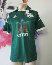 Vintage Panathinaikos 2012 2013 home shirt adidas soccer jersey M *BNWT*
