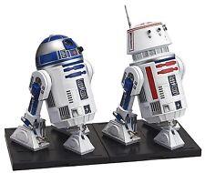 Bandai Star Wars R2-D2 & R5-D4 Droids 1/12 Scale Building Kit 4543112959638