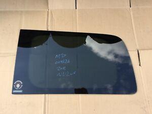 2010-2014 GENUINE NISSAN NV200 M20 NSR PASSENGER SIDE REAR WINDOW