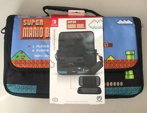 Everywhere Messenger Bag for Nintendo Switch Super Mario Bros. New