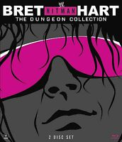 NEW - WWE: Bret Hitman Hart - The Dungeon Collection [Blu-ray]