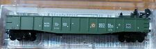 Micro-Trains Line #10500050 British Columbia Railway Rd #9061 Steel Gondola 50'