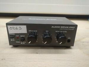 Audio Genie Pro USB Phono Preamp Vorverstärker