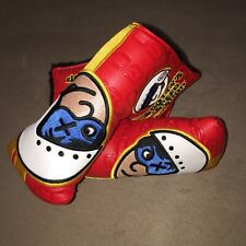 Scotty Cameron Custom Shop Johnny Racer Red Blade Putter Headcover Speed Shop