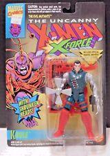 X-MEN *** ERROR!! *** Kane in Krule pkg Marvel Comics TOY BIZ Uncanny X-Force
