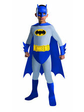 Child Licensed Batman Brave Bold Outfit Fancy Dress Costume Boys Outfit Age 3-10