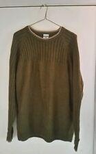 Columbia Mens Sweater Size Large Sage Green Nice