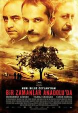 ONCE UPON A TIME IN ANATOLIA Movie POSTER B 27x40 Muhammet Uzuner Yilmaz Erdogan