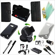 20 teile Microsoft Nokia lumia 550 Zubehör Set Pack|Megapack|Tasche  Ladegerät