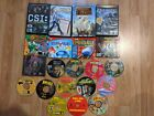 Lot Of 20 Vintage Pc Computer Video Games