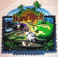 Hard Rock Cafe ORLANDO 2001 HEAVY Tee City T-Shirt MEN'S Size MEDIUM New w/Tags!