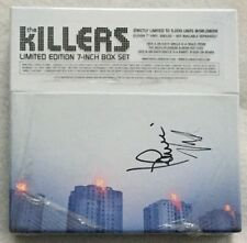 Rare Autographed The Killers Limited Edition 7-Inch Box Set Mark & Ronnie
