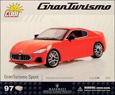 COBI Maserati GranTurismo Sport (24561) - 97 elem. - 1:35 scale