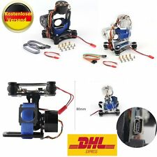 DJI Phantom Brushless Gimbal Camera Mount w/ Motor & Controller for Gopro3  DE