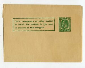 NEW ZEALAND WRAPPER KG V, FC.2a, EARLY PRINTING, VERY CLEAN              (B413)