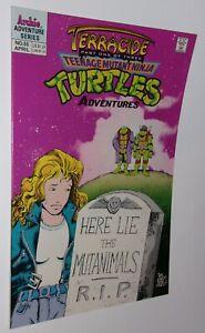Teenage Mutant Ninja Turtles #55 comic 1994 Archie