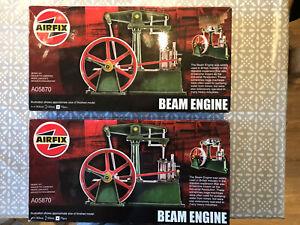 AIRFIX  Large Scale 18th Century 'Steam Beam Engine' Plastic Model Kit