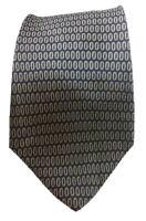 Perry Ellis Portfolio Men's Geometric Silk Designer Suit Dress Necktie Tie, NWOT