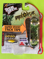 "Tech Deck "" Darkstar Adam""""  RARE "" Vintage fingerboard 96 mm NEW"" Dark Star"""
