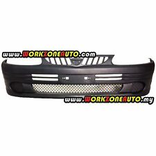 Proton Wira 1992 Accessories Front Bumper With Grille Grey