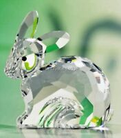 SWAROVSKI CRYSTAL ZODIAC RABBIT 622845 MINT BOXED RETIRED RARE