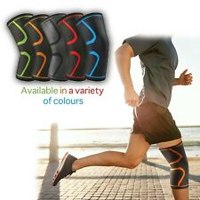 Fitness Knee Sleeve Compression Joint Pad Arthritis Pain Relief Brace Support