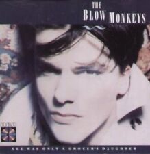 Blow Monkeys She was only a grocer's daughter (1987) [CD]